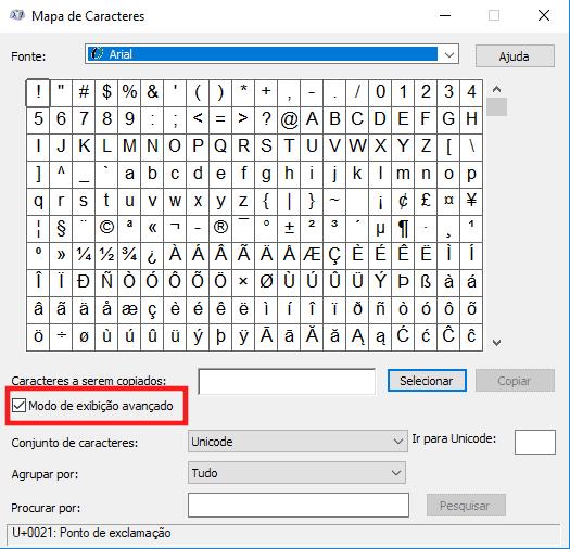 Mapa De Caracteres Mac.Como Digitar O Sinal Diferenca Maior E Igual